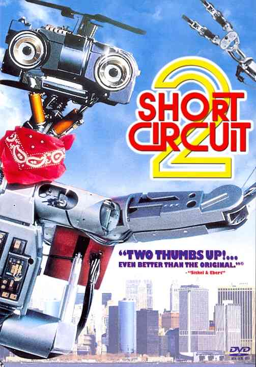 SHORT CIRCUIT 2 BY STEVENS,FISHER (DVD)