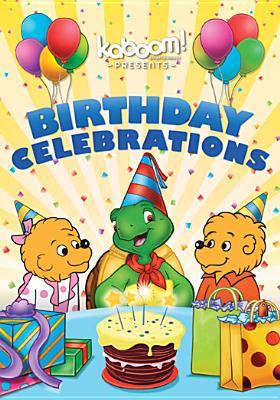 KABOOM:BIRTHDAY CELEBRATIONS BY CERA,MICHAEL (DVD)