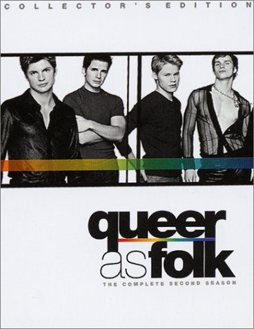 QUEER AS FOLK:SEASON 2 BY QUEER AS FOLK (DVD)